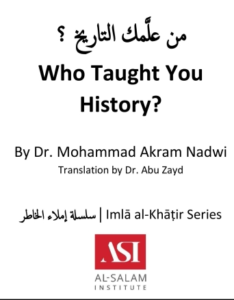 Who Taught You History-1